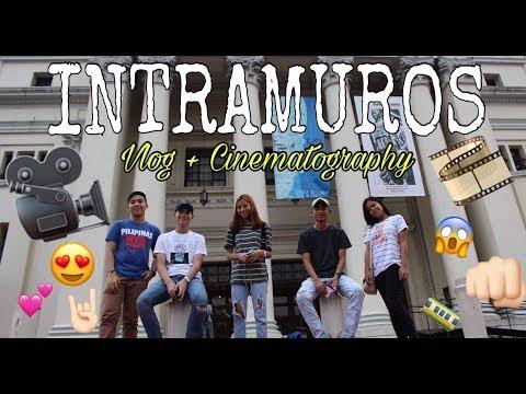 Intramuros Vlog + Cinematography 💓✨  | AJTC