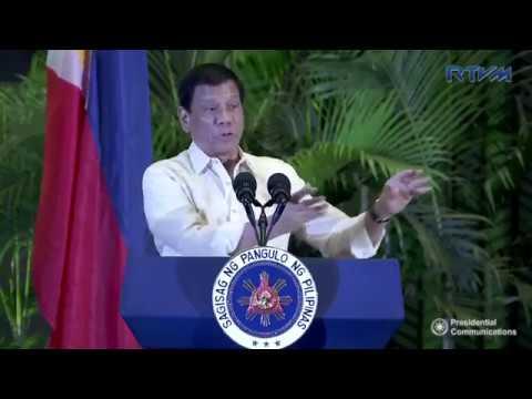 President Duterte | Speech : March 14, 2017