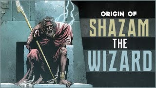 Origin of Shazam (The Wizard)