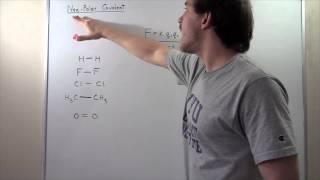 Polar and Nonpolar Covalent Bonds