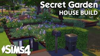 The Sims 4 House Building - Secret Garden