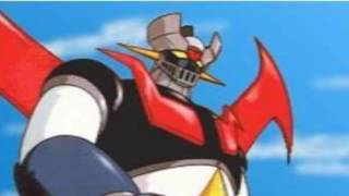 Mazinger Z intro rock  version