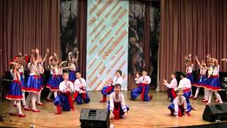 Украинский танец Гопак. Наш Дом .ru 24.01.15(Это видео создано с помощью видеоредактора YouTube (http://www.youtube.com/editor), 2015-01-24T20:11:31.000Z)