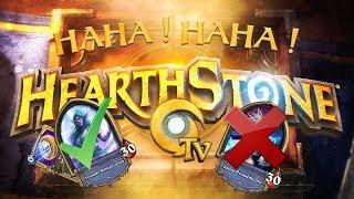 📖 HEARTHSTONE ► HAHA ! HAHA !