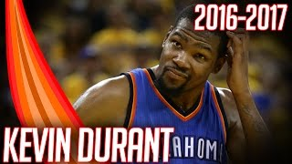 Kevin durant - crossover and ankle breaker mix 2016