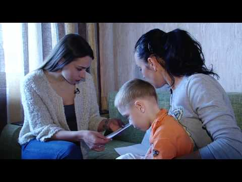 Видео репортаж о Серафиме. 10 канал. Помогите спасти жизнь малышу!