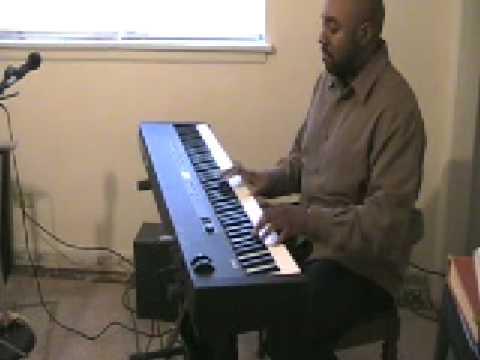 Tupac I Aint Mad at Cha piano