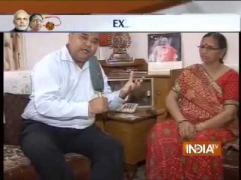 PM Modi's Sister