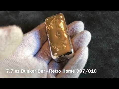 Bunker Bullion Flash Sale - 5 GORGEOUS Pieces Available