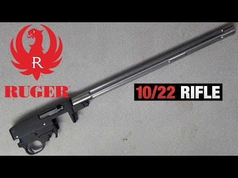 Ruger 10/22 Build