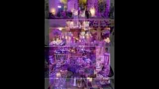 Purple Wedding Theme Decor Ideas & Inspiration - Discount Wedding Supplies