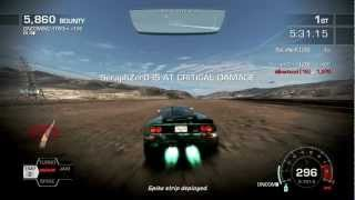 """Need for Speed: Hot Pursuit - Online Hyper Pursuit - """"Sand Timer"""""""