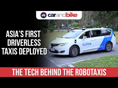 Alibaba-backed AutoX Becomes