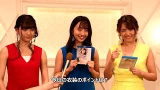 1stDVD&Blu-ray発売記念イベント/SUPER☆GiRLSの浅川梨奈、渡邉幸愛、...