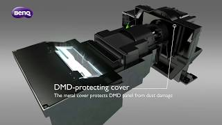 BenQ Dustproof Projector with advanced sealed engine