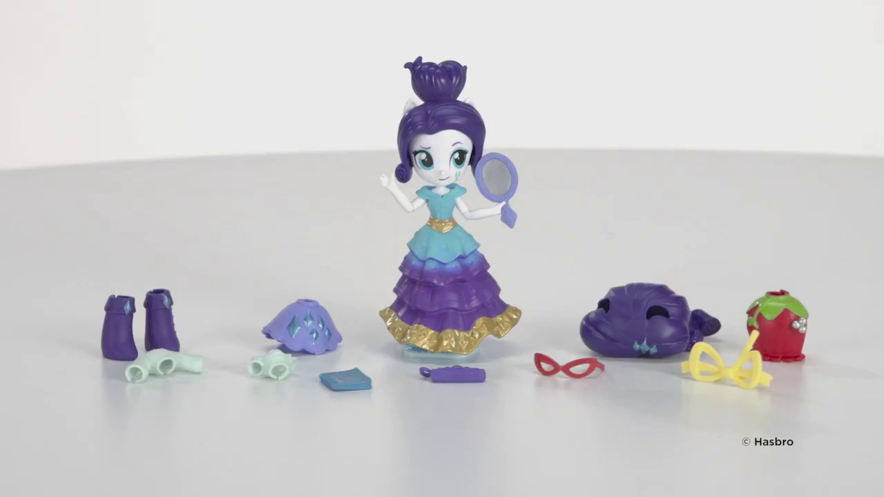 My Little Pony Equestria Girls Rarity Switch /'n Mix Fashions