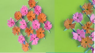 DIY || Wall hanging Craft || Door hanging || Wall hanging With Paper || paper wall hanging