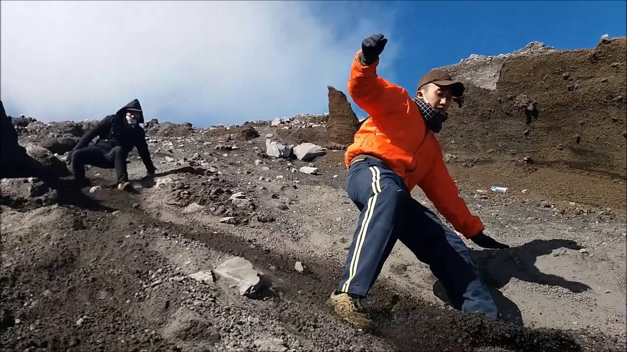 Pendakian Gunung Semeru Puncak Mahameru Youtube