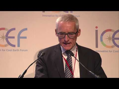 ICEF2014 Plenary Session (Part2)