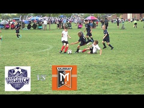 Wasatch JS vs Murray JS - U12 Championship Final