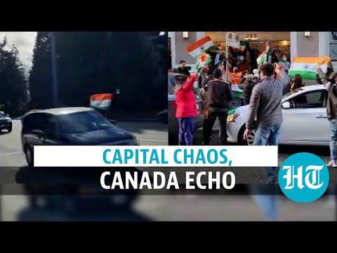 Canada: 'Tiranga' rally