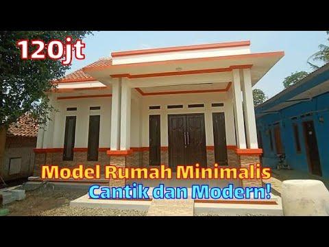 25 model rumah minimalis sederhana - youtube