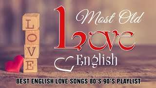 Best Romantic Songs Love Songs 2021 💖 Great English Love Songs Collection- Westlife, Boyzone, NSYNC💕