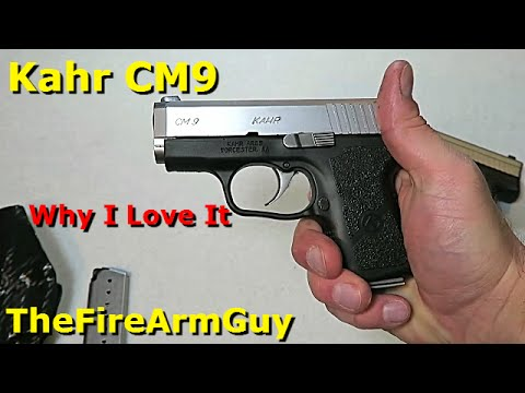 Kahr CM9 - Why I Love It & What You Don't Know - TheFireArmGuy