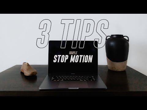 Step Up Your STOP MOTION Game
