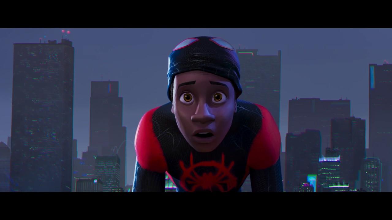 SPIDER-MAN: DANS LE SPIDER-VERSE: Bande Annonce - à l'affiche à Noël 2018