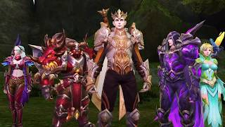 """Crusaders of Light -- """"Arrival of the Paladin"""" Launch Trailer"""