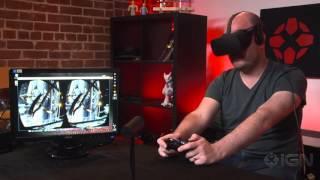 Oculus Rift Launch Impressions