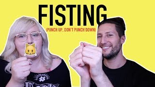 Fisting Is Fake News.