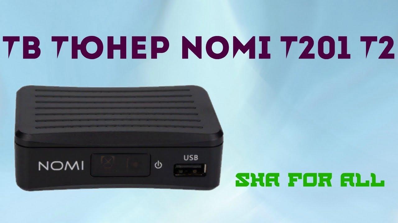 Обзор телевизора Nomi 32HT11 - YouTube
