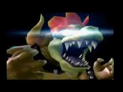 Mario vs Giga Bowser - YouTube