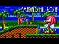 Sonic 2 Emerald Hill Zone Knuckles Chaotix Remix mp3
