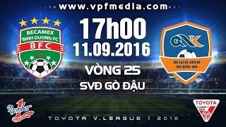 Binh Duong vs QNK Quang Nam full match