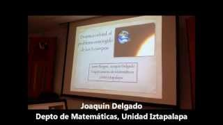 Dinámica orbital: el problema restringido de los 3 cuerpos. Joaquín Delgado UAM-AEM