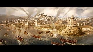 Исторические битвы осада Карфагена Rome 2