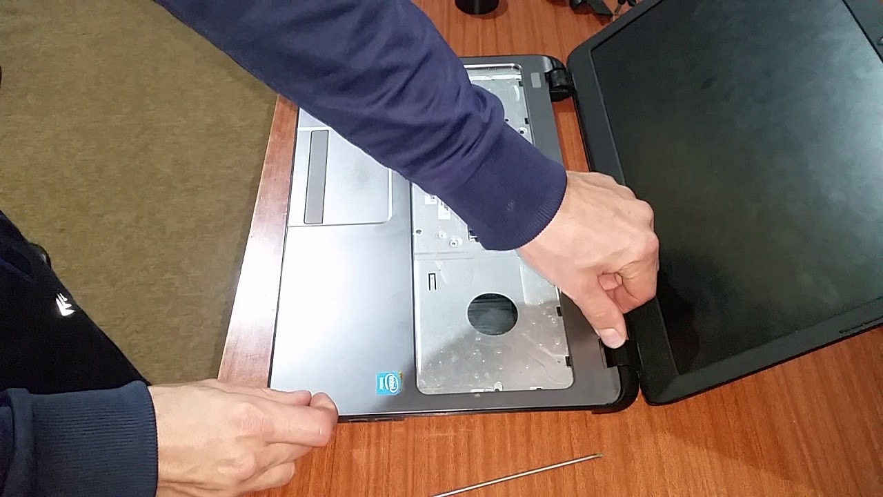HP Notebook 15 disassembly