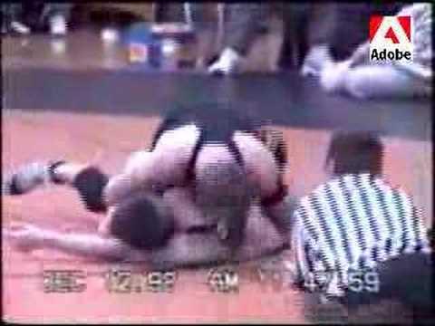 Fredonia High School Wrestling Clip