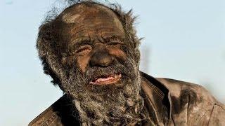 60 yıldır yıkanmayan adam