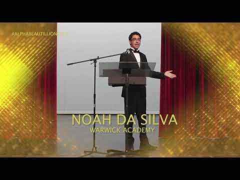 Noah da Silva Speech At Alpha Beautillion, July 19 2020