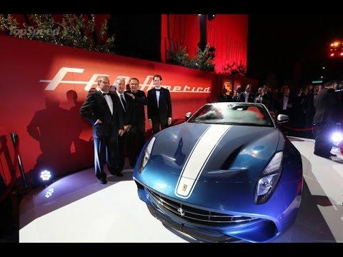 2015 Ferrari F60 America Youtube