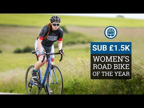 Best Women's Bikes Under £1500 - Road Bike Of The Year