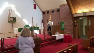 Eighth Sunday After Pentecost 2021-07-18