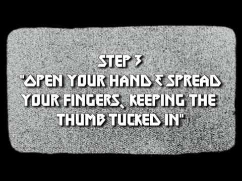 "FELLOWSHIP OF THE FORK HANDLES!  ""FORK INSTRUCTIONAL FILM"" - AKA ""HOW TO FORK"""