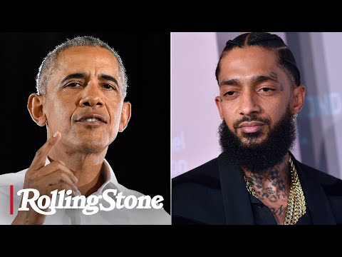 Barack Obama's Moving Tribute to Nipsey Hussle - RS News 4/12/19 Mp3