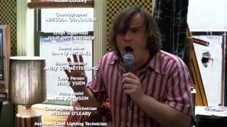 School of Rock Credits - Jack Black - It