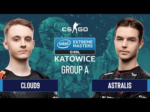 Astralis vs Cloud9 vod